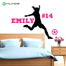 numbers wall decals compare prices on numbers wall decals online shopping  buy low personalized soccer player . numbers wall decals ...