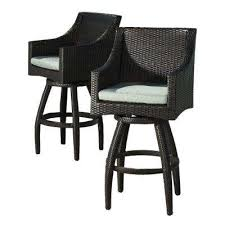 Outdoor Bar Stools  Outdoor Bar Furniture  The Home DepotOutdoor Wicker Bar Furniture