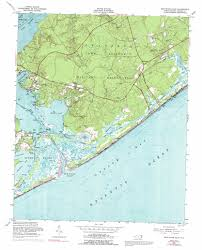 new river inlet topographic map nc  usgs topo quad e