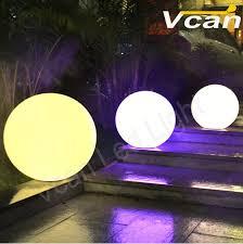 outdoor lighting balls. 12 Inch 30cm 4pcs Big Light Up Illuminated Waterproof Outdoor Lighting Balls