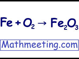 balancing chemical equations you
