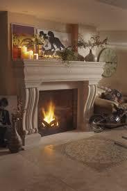 Stone Mantels Offer Exceptional Advantages | Fireplace Mantel Blog