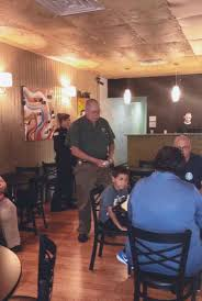 Photo gallery: Operation Life Saver at Joetta's Pizza Villa (12/1/16) |  Greene County Daily World