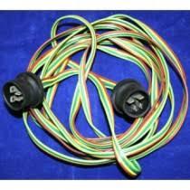 chevy c wiring harness 1967 1972 c10 rear body intermediate harness