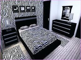 Zebra Bedroom Decorating Ideas Unique Decorating