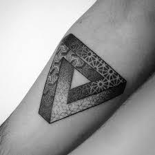 Pin By Casey Malinski On Tattoo Triangle Tattoos Tattoos Square