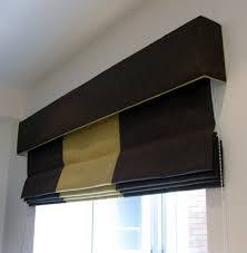 roman blinds with pelmets.  With Enclosed Blinds U2013 And Shades On Roman With Pelmets O