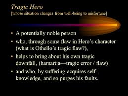 othello revision lecture ppt  10 tragic