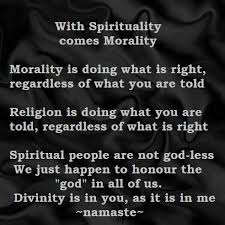 Spirituality Quotes Amazing Spirituality Quote Quote Number 48 Picture Quotes