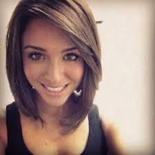 top 10 um length bang haircuts asymmetric bang