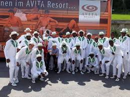 Image result for nigeria team to the world cup outfit