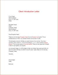 Introductory Letter Introductory Letter Templates Word Excel Templates
