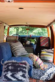 volkswagen van hippie interior. bucket list to drive this the woods an mountains and live in it while camping volkswagen van hippie interior n