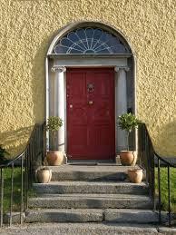 open front door. Front Door Open