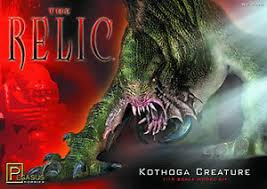 hobby kits 1 12 scale. kathoga monster from the relic132 scale model kit hobby kits 1 12