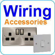 click wiring accessories white chrome wiring accessories