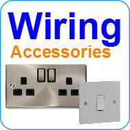 click wiring accessories white chrome wiring accessories