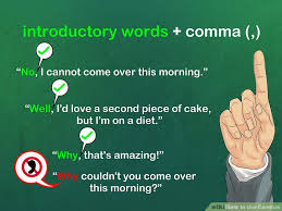 When Do I Use A Comma How To Use Commas With Cheat Sheet Wikihow