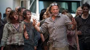 the makeup master for amc series the walking dead tells all