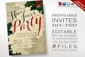 Free Christmas Invitation Template 37 Christmas Invitation Templates Psd Ai Word Free