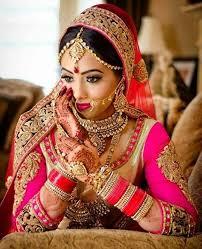 free indian brides in orange google search bridal makeup
