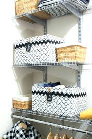 Storage Boxes Decorative Fabric Storage Bins Decorative Lined Storage Baskets Decorative Canvas 33