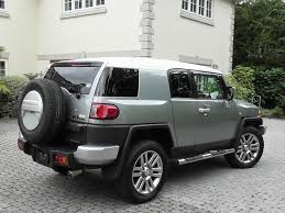 Used Gunmetal Grey Met with White Roof Toyota FJ Cruiser For Sale ...