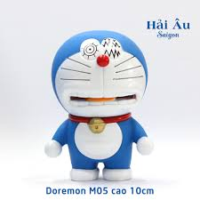 Tượng Doremon M05 Cao 10cm - Hàng Đẹp, giá chỉ 120,000đ! Mua ngay kẻo hết!