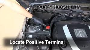 how to jumpstart a 2008 2015 mercedes benz c300 2009 mercedes Interior Fuse Box Location 20082013 Mercedesbenz C300 2009 how to jumpstart a 2008 2015 mercedes benz c300 2009 mercedes benz c300 sport 3 0l v6