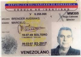 - Sold Through Direct Dni-documento-carnet- Identidad 2 Sale Cédula 27945655 De
