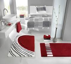 stylish modern bath rugs atlantic design ideas for designs 10