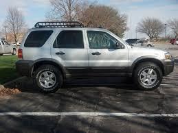 2008 ford escape tire size