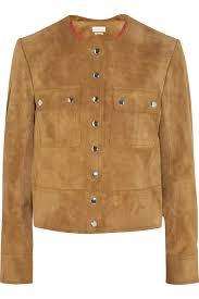 Designer Suede Jacket