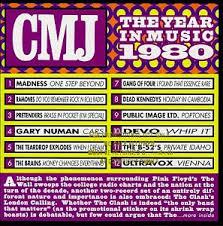 Various Artists Cmj Year In Music 1980 Amazon Com Music