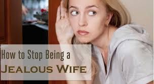 Sharing wife jealous husband