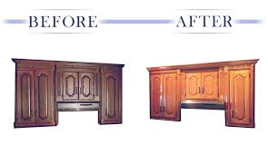 Kitchen Cabinet Refinishing Services In Dfw Aarons Touch Up