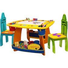 grown up crayola table and chair set easels tables baby grown set full