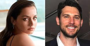 Ana de Armas se olvidó de Ben Affleck con un ejecutivo de Tinder - Infobae