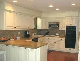 kitchen soffits crown molding interior kitchen ideas island design color on crown molding in advanced rustic 6