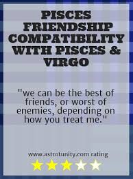 46 Systematic Virgo And Pisces Friends