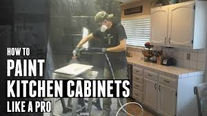 what kind of paint to use on kitchen cabinetsHow To Paint Kitchen Cabinets Like a Pro  YouTube