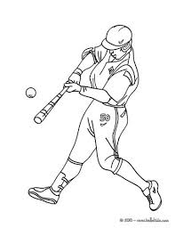 Small Picture Batter coloring pages Hellokidscom