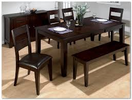dark wood kitchen table dining table sets furniture posh kitchen table and its combination dark granite