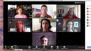 Zoom Meeting: How To Use (with example ...