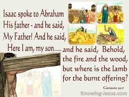 What Does Genesis 22:7 Mean?