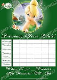 Disney Princess Behavior Chart Disney Princess Potty Chart Margarethaydon Com