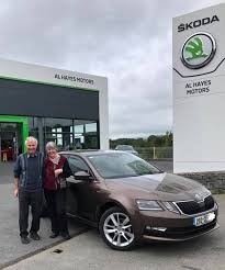Congratulations to Hilda and Jackie who... - Al Hayes Motors Skoda |  Facebook