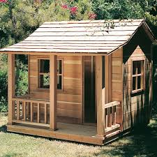 woodworking project paper plan for playhouse no 881 i wonder if i could do this
