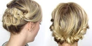 Tutoriel Coiffure Facile Cheveux Mi Long Tendances Et