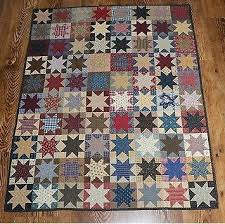 Country Sawtooth Stars Quilt & Country Sawtooth Stars Quilt. > Adamdwight.com